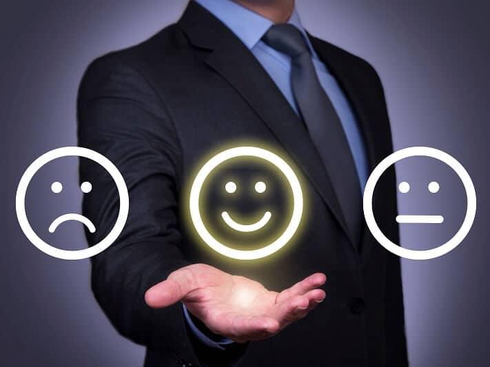 رضایت مشتریان از طریق پیام رسان ها